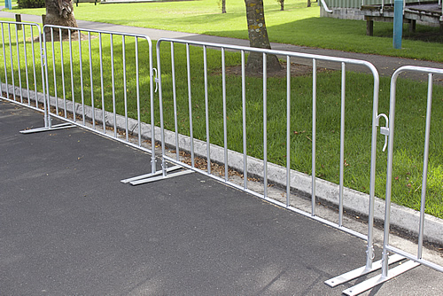 Event Fencing & Crowd Control Equipment Rentals in Central Michigan