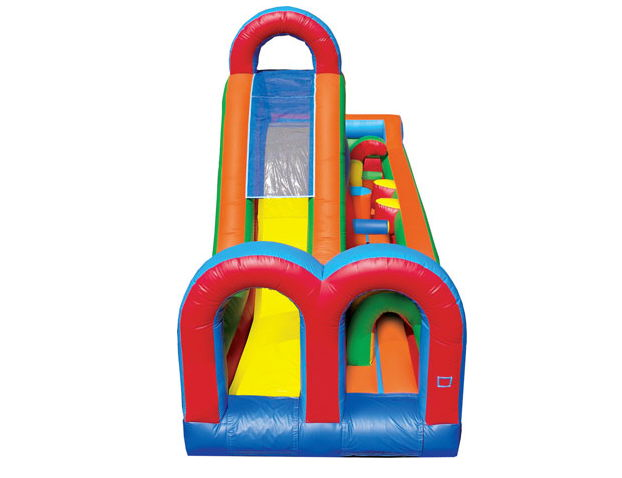 Where to find INFLATABLE OBSTACLE 1 UNIT W SLIDE in Mount Pleasant