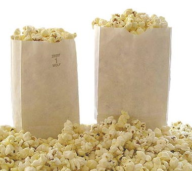 Where to find BAGS, POPCORN 50 CT in Mount Pleasant
