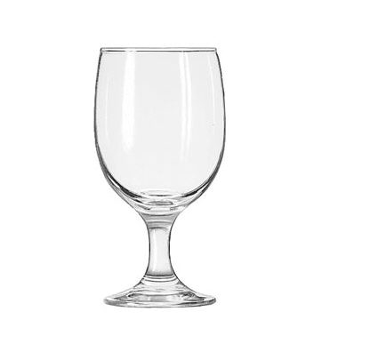 Where to find GLASS, WATER GOBLET 11 OZ in Mount Pleasant