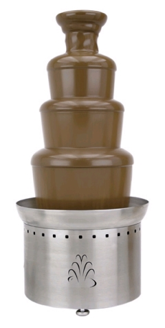 Rental store for FOUNTAIN, CHOCOLATE 35 -3 TIER in Mt Pleasant MI