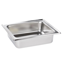 Where to rent PAN, CHAFER HALF SHALLOW 4 QT in Mount Pleasant MI