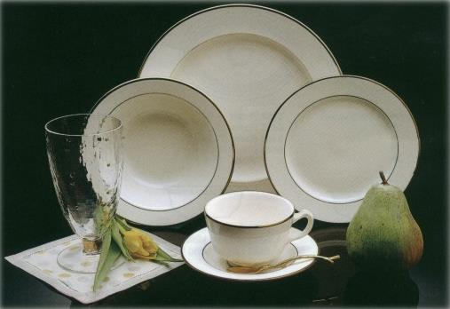 Where to find CHINA, IVORY GOLD BRD BTR PLATE 6 in Mount Pleasant
