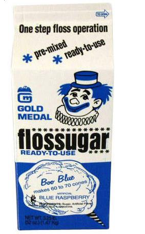 Where to find SUGAR, BLUE RASPBERRY 1 2 GAL CARTON in Mount Pleasant