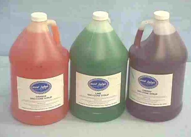 Where to find SYRUP, SNO-CONE BLUE RAZ 1 GAL in Mount Pleasant
