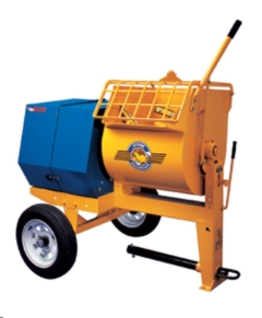 Where to rent MIXER, MORTAR TOW  6 CU FT GAS in Mount Pleasant MI