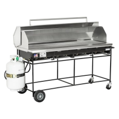 Where to rent GRILL, PROPANE  6  W  HOOD  GRILL  HOOD in Mount Pleasant MI