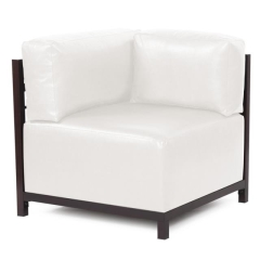 Where to rent FURNITURE, CHAIR CORNER WHITE AXIS in Mount Pleasant MI