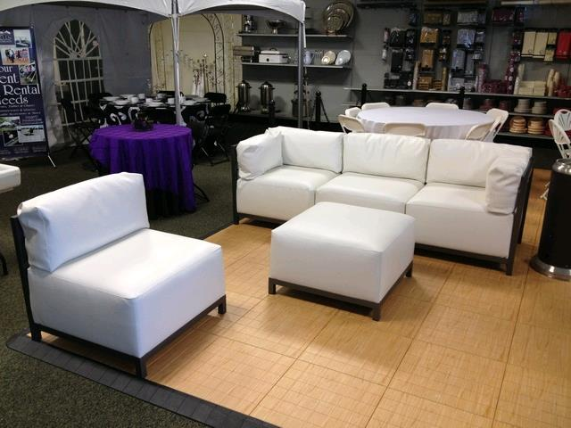 Where To Find Furniture 5 Piece Sectional Couch White In Mount Pleasant