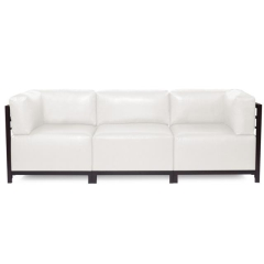 Where to rent FURNITURE, 3 PIECE SECTIONAL COUCH WHITE in Mount Pleasant MI