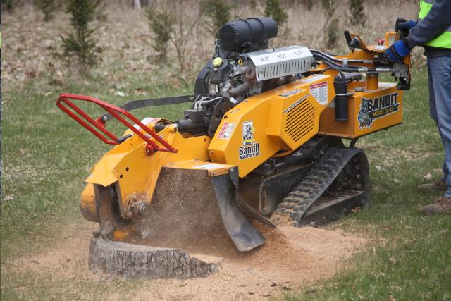 Where to find GRINDER, STUMP SELF PROPELLED 21  WHEEL in Mount Pleasant