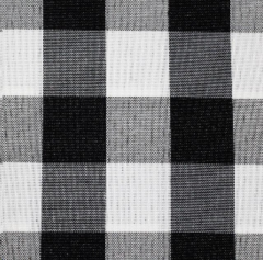 Where to rent BLACK WHITE POLY CHECK LINEN in Mount Pleasant MI