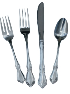 Where to rent FLATWARE, CHATEAU in Mount Pleasant MI