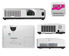 Where to rent PROJECTOR, LCD 3200 ANSI LUMENS in Mount Pleasant MI