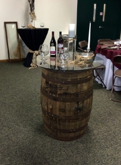Where to rent BARREL, 32  RND X 35  TALL in Mount Pleasant MI