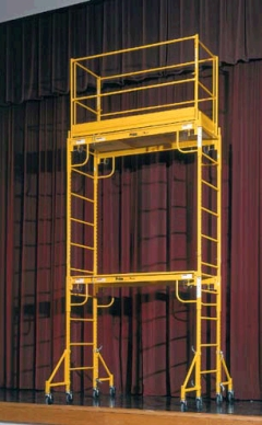 Where to rent SCAFFOLD PACKAGES - BAKER ROLLING TOWER in Mount Pleasant MI