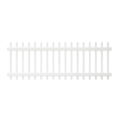 Where to rent FENCE, 4 H X 6 W WHITE PICKET in Mount Pleasant MI