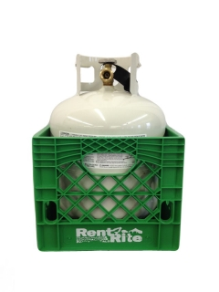 Where to rent CRATE, SQUARE GREEN PROPANE in Mount Pleasant MI
