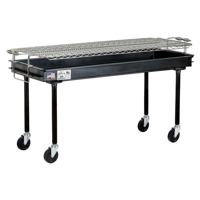 Grill Charcoal 5 Foot W Out Hood Rentals Mount Pleasant Mi
