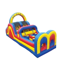 Where to rent INFLATABLE OBSTACLE 25  ZIP IT in Mount Pleasant MI