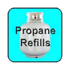 Where to rent PROPANE REFILLS in Mount Pleasant MI