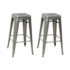 Where to rent ELIO METAL INDUSTRIAL BAR STOOL in Mount Pleasant MI