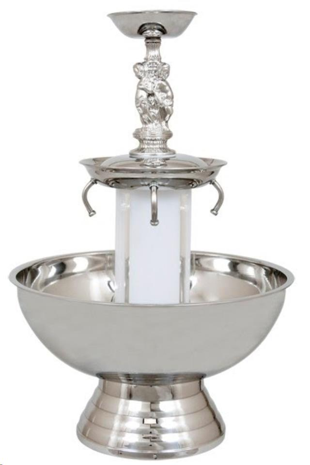 Where to find FOUNTAIN, 3 GAL BEV SILVER in Mount Pleasant